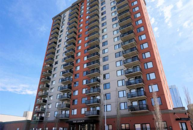 1003 10303 105 Street, Edmonton, AB T5J 5G3 (#E4158166) :: Mozaic Realty Group