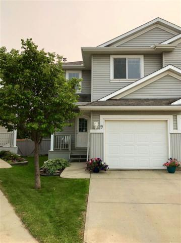 9 13403 Cumberland Road, Edmonton, AB T6V 1P9 (#E4158177) :: The Foundry Real Estate Company