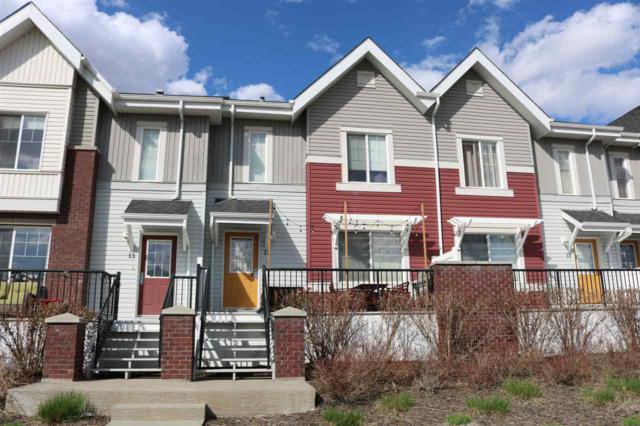 15 2336 Aspen Trail, Sherwood Park, AB T8H 0J1 (#E4158197) :: David St. Jean Real Estate Group