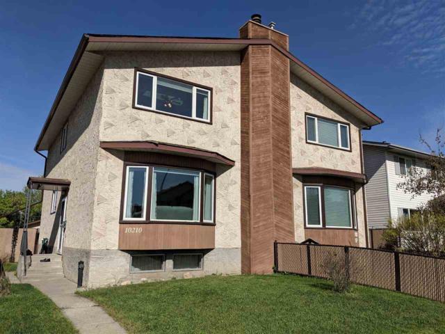 10210 154 Street, Edmonton, AB T5P 2H4 (#E4158209) :: David St. Jean Real Estate Group