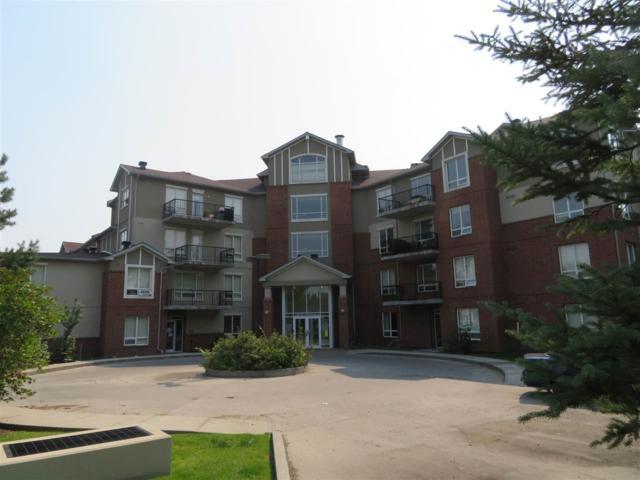 402 6315 135 Avenue, Edmonton, AB T5A 5J7 (#E4158312) :: Mozaic Realty Group