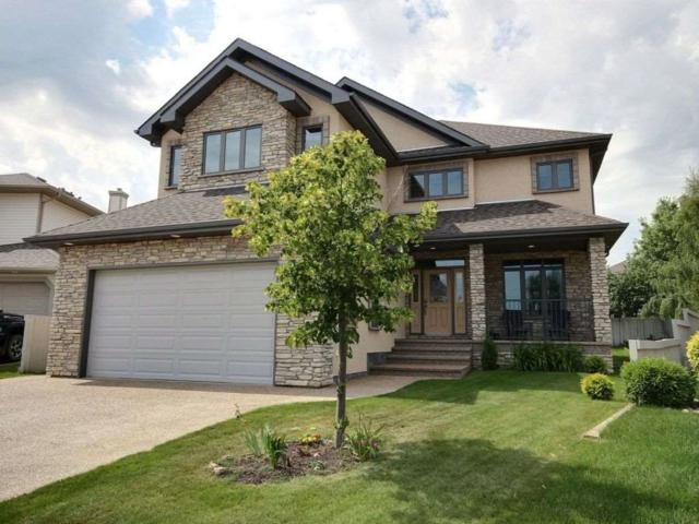 49 Kenilworth Crescent, St. Albert, AB T8N 7G3 (#E4158334) :: Mozaic Realty Group