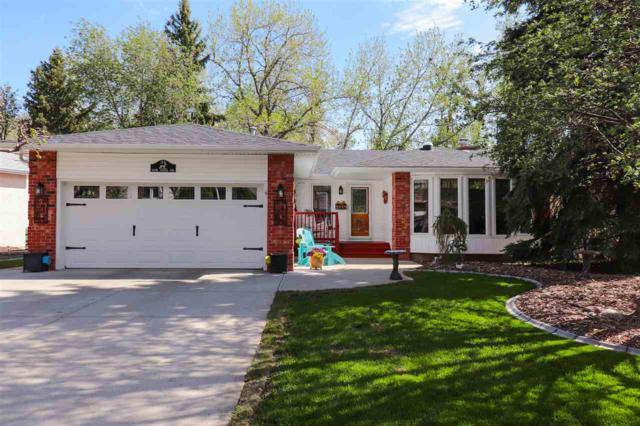 33 Fair Oaks Drive, St. Albert, AB T8N 1P7 (#E4158362) :: David St. Jean Real Estate Group