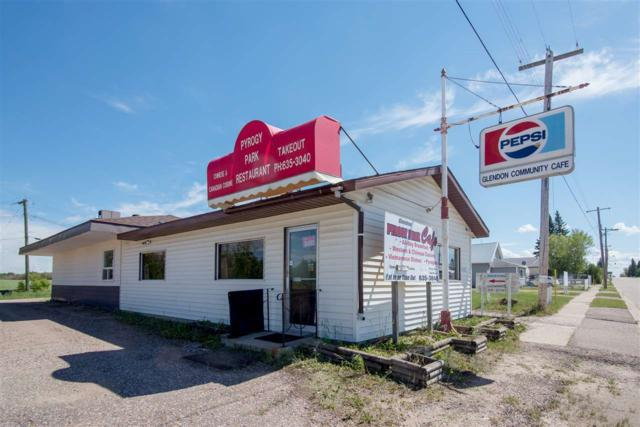 5033 50th St, Glendon, AB T0A 1P0 (#E4158367) :: RE/MAX River City