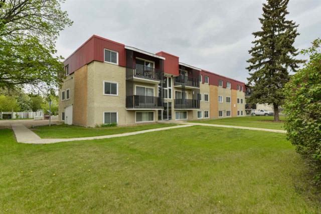307 9730 156 Street, Edmonton, AB T5P 2P1 (#E4158386) :: Mozaic Realty Group