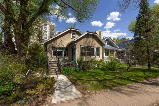 11148 81 Avenue, Edmonton, AB T6G 0S5 (#E4158387) :: Mozaic Realty Group