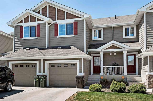 8 219 Charlotte Way, Sherwood Park, AB T8H 0T3 (#E4158388) :: Mozaic Realty Group