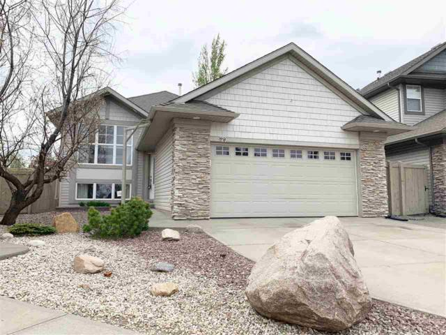 29 Ridgehaven Crescent, Sherwood Park, AB T5A 6H9 (#E4158410) :: The Foundry Real Estate Company