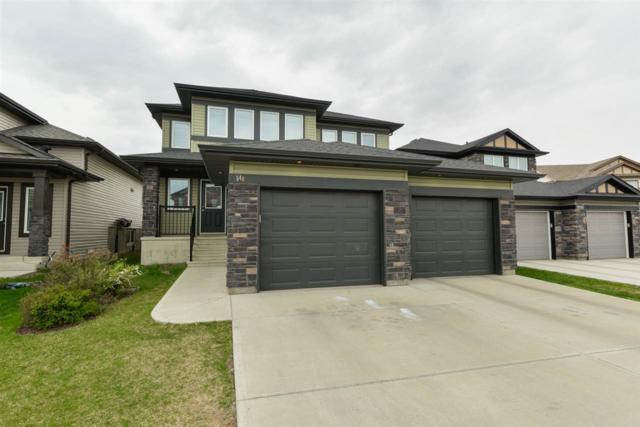 16540 131 Street, Edmonton, AB T6V 0G1 (#E4158429) :: Mozaic Realty Group