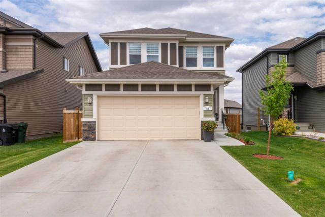 54 Meadowland Way, Spruce Grove, AB T7X 0S4 (#E4158439) :: David St. Jean Real Estate Group