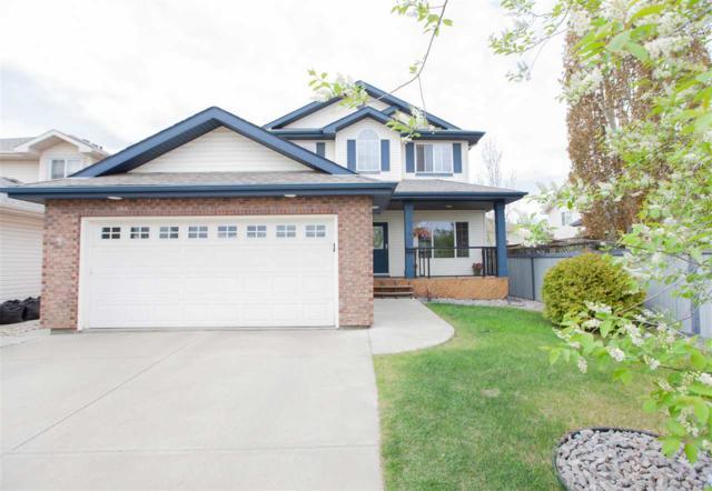 218 Byrne Place, Edmonton, AB T6W 1E3 (#E4158454) :: David St. Jean Real Estate Group