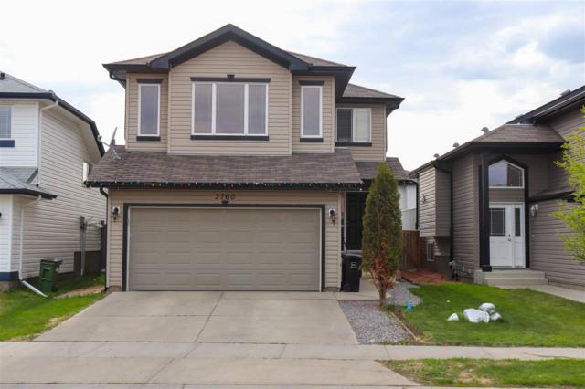 3760 12 Street, Edmonton, AB T6T 0E5 (#E4158503) :: David St. Jean Real Estate Group