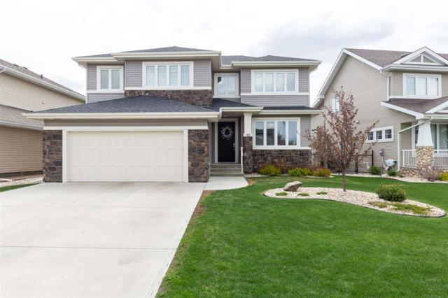 49 Lincoln Green, Spruce Grove, AB T7X 0N5 (#E4158511) :: David St. Jean Real Estate Group