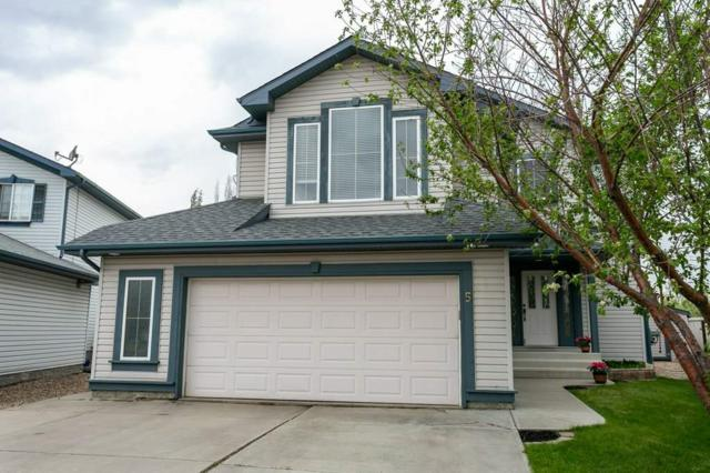 5 Huot Place, St. Albert, AB T8N 6V2 (#E4158518) :: The Foundry Real Estate Company