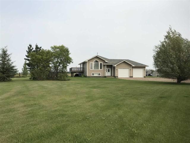 #165 Brookwood Estates, Rural Minburn County, AB T9C 1R3 (#E4158536) :: David St. Jean Real Estate Group