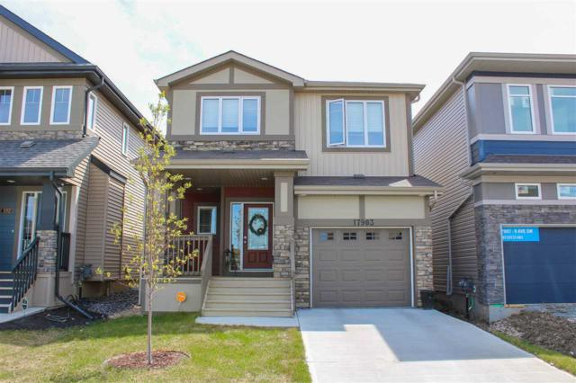 17903 9 Avenue, Edmonton, AB T6W 2S7 (#E4158556) :: Mozaic Realty Group