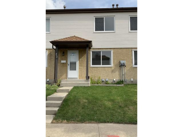 23 1411 Mill Woods Road E, Edmonton, AB T6L 4T3 (#E4158560) :: Mozaic Realty Group