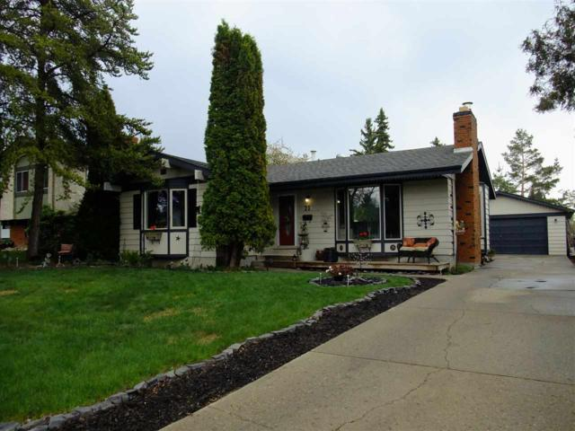 21 Longview Crescent, St. Albert, AB T8N 2W1 (#E4158562) :: The Foundry Real Estate Company