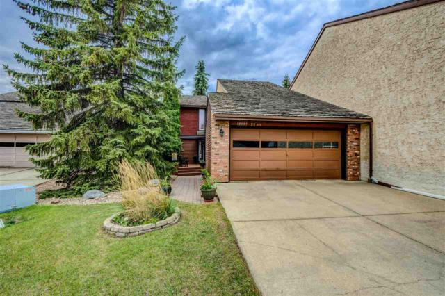 12227 25 Avenue NW, Edmonton, AB T6J 4S7 (#E4158581) :: David St. Jean Real Estate Group