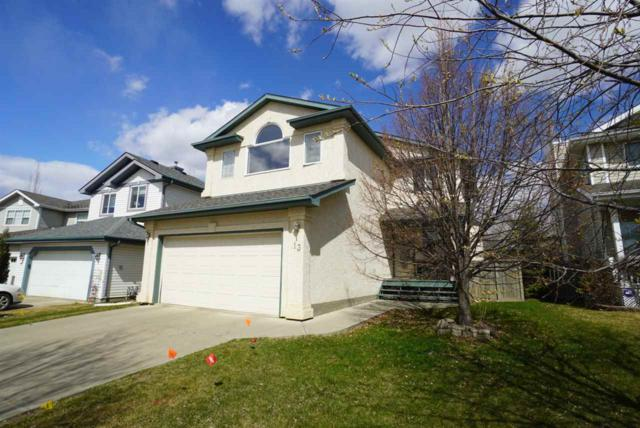 13 Empress Way, St. Albert, AB T8N 6X6 (#E4158629) :: The Foundry Real Estate Company