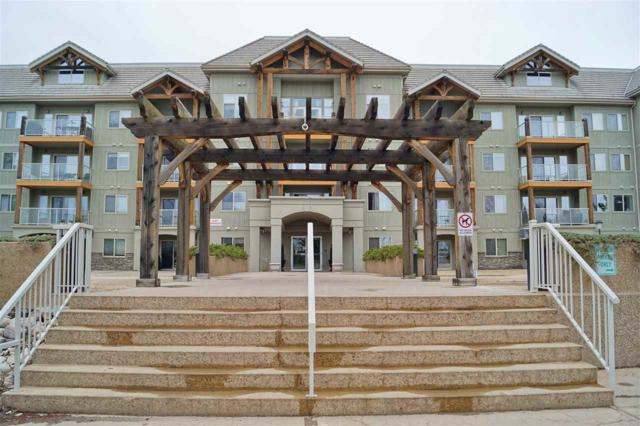 205 278 Suder Greens Drive, Edmonton, AB T5T 6V6 (#E4158633) :: David St. Jean Real Estate Group