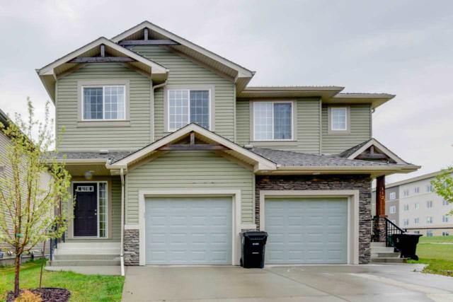 114 Mclaughlin Drive, Spruce Grove, AB T7X 0K3 (#E4158637) :: David St. Jean Real Estate Group