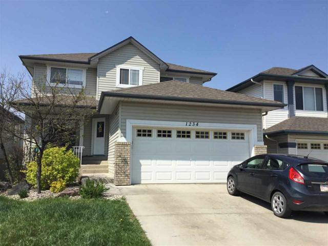 1234 118A Street, Edmonton, AB T6J 7E9 (#E4158661) :: The Foundry Real Estate Company