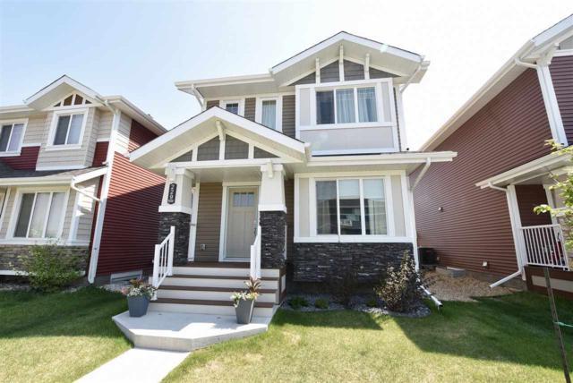 229 Ebbers Boulevard, Edmonton, AB T5Y 0Z9 (#E4158665) :: The Foundry Real Estate Company