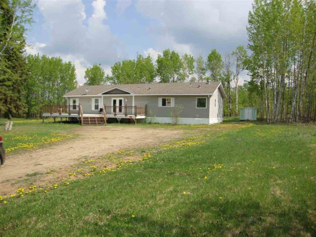 54 Mystic  Meadows, Rural Athabasca County, AB T0A 1Z0 (#E4158701) :: Initia Real Estate