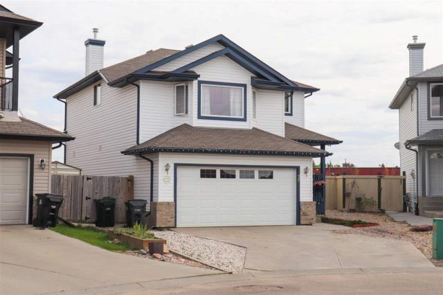 20 Leyland Way, Spruce Grove, AB T7X 4S2 (#E4158757) :: David St. Jean Real Estate Group