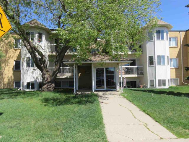 203 11440 40 Avenue, Edmonton, AB T6J 0R5 (#E4158800) :: David St. Jean Real Estate Group