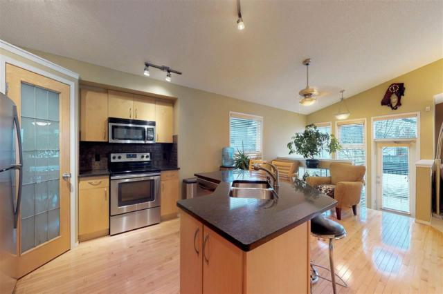 439 Byrne Crescent, Edmonton, AB T6W 1E2 (#E4158826) :: David St. Jean Real Estate Group