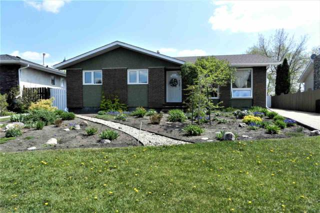 105 Jubilee Road, Millet, AB T0C 1Z0 (#E4158835) :: Mozaic Realty Group