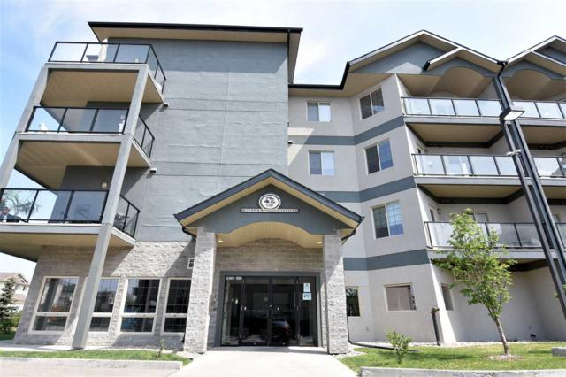 415 16235 51 Street, Edmonton, AB T5Y 0V3 (#E4158866) :: David St. Jean Real Estate Group