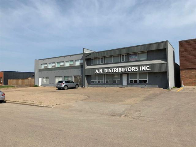14524 115 AV NW, Edmonton, AB T5M 3B9 (#E4158901) :: The Foundry Real Estate Company