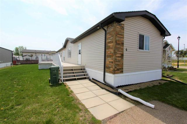4 Midland Road Road, Millet, AB T0C 1Z0 (#E4158907) :: Mozaic Realty Group