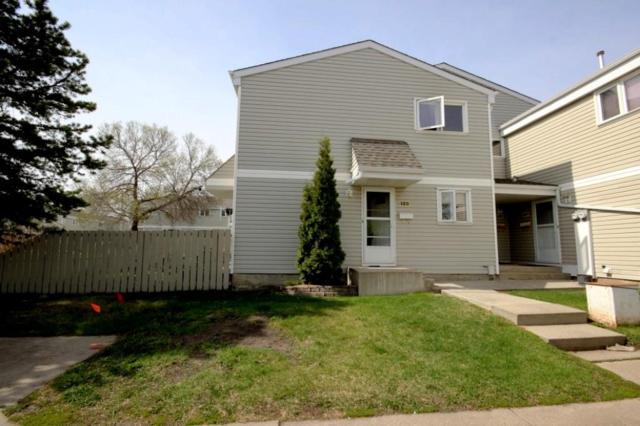 12D Castle Terrace, Edmonton, AB T5X 2E6 (#E4158930) :: David St. Jean Real Estate Group