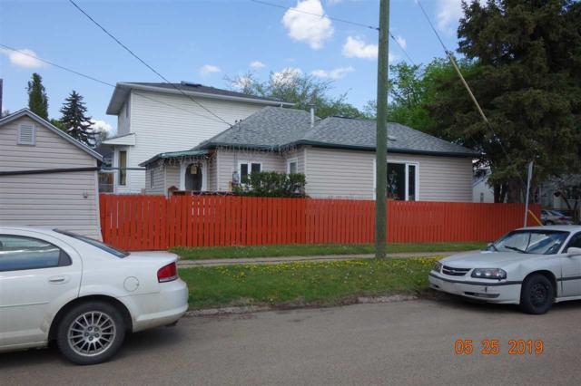 10902 92 Street, Edmonton, AB T5H 1W1 (#E4158954) :: David St. Jean Real Estate Group
