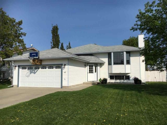 42 Parkview Crescent, Calmar, AB T0C 0V0 (#E4158956) :: Mozaic Realty Group