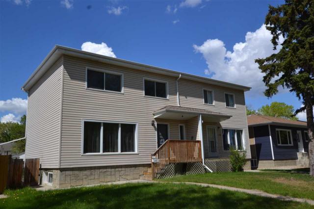 13530 & 13532 Woodcroft Avenue, Edmonton, AB T5M 3L9 (#E4158998) :: David St. Jean Real Estate Group