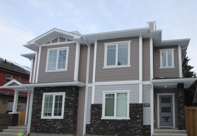 11243 102 Street, Edmonton, AB T5G 2E2 (#E4159023) :: David St. Jean Real Estate Group