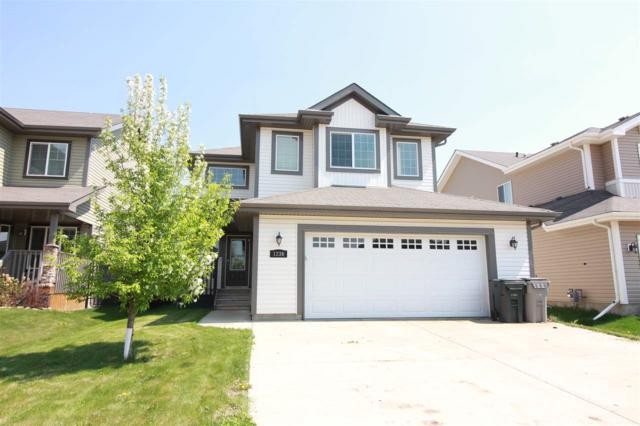 1236 Westerra Crescent, Stony Plain, AB T7Z 0B2 (#E4159054) :: David St. Jean Real Estate Group