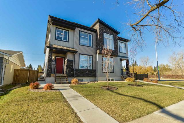 2B Muir Drive, St. Albert, AB T8N 1G2 (#E4159068) :: David St. Jean Real Estate Group