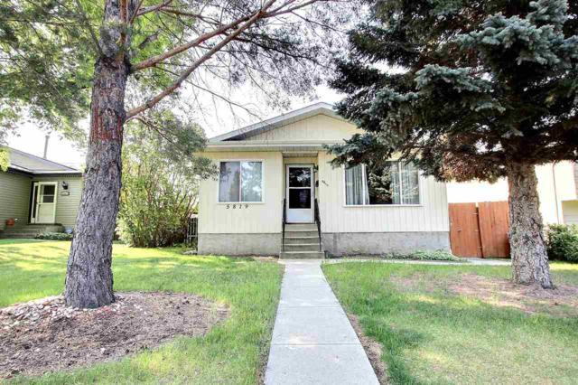 5819 11 Avenue, Edmonton, AB T6L 3A7 (#E4159082) :: David St. Jean Real Estate Group