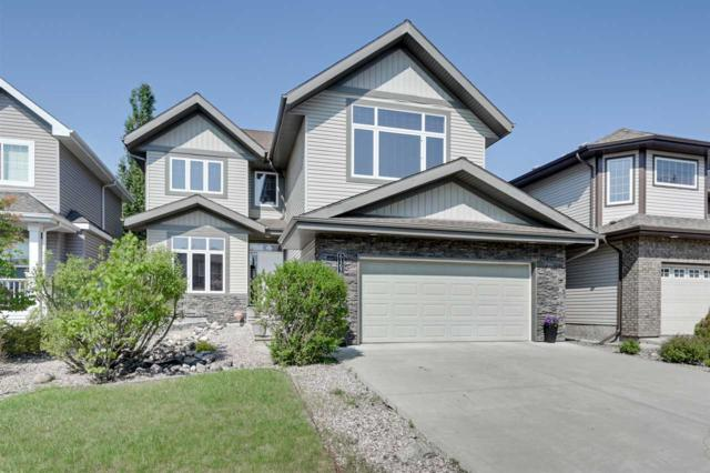 6165 Maynard Crescent, Edmonton, AB T6R 0H8 (#E4159150) :: Mozaic Realty Group