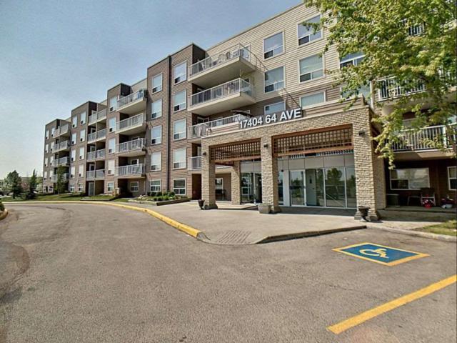 228 17404 64 Avenue, Edmonton, AB T5T 6X4 (#E4159160) :: David St. Jean Real Estate Group