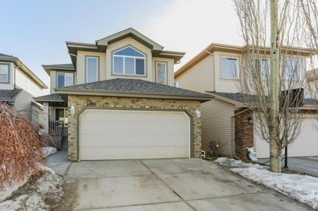 2469 Hagen Way, Edmonton, AB T6R 3L5 (#E4159219) :: Mozaic Realty Group