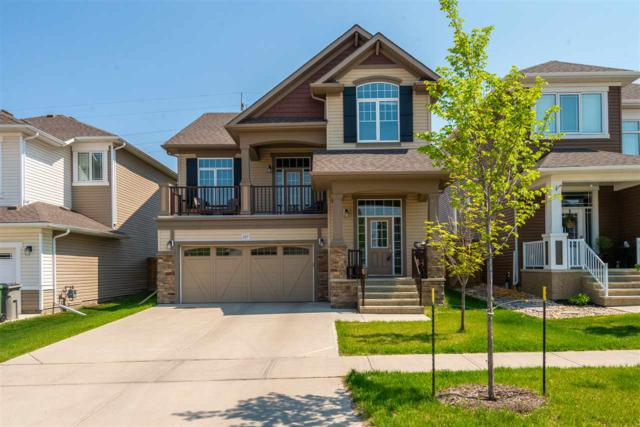 227 Reichert Drive, Beaumont, AB T4X 1Z4 (#E4159232) :: Mozaic Realty Group