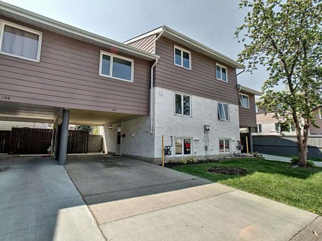 125 Callingwood Two, Edmonton, AB T5T 1A3 (#E4159257) :: David St. Jean Real Estate Group