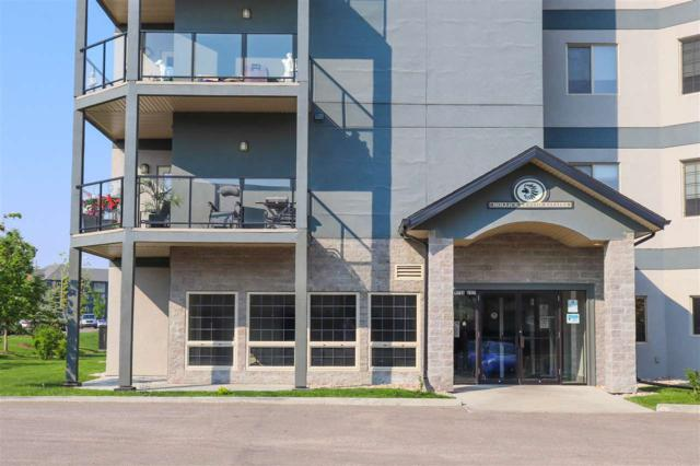 108 16235 51 Street, Edmonton, AB T5Y 0V3 (#E4159277) :: David St. Jean Real Estate Group